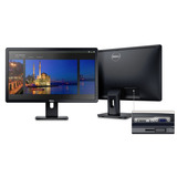 Monitor Marca Dell, Wd  Color Negro,  De 22 Pulgadas, A