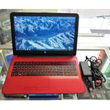 Laptop Hp Pantalla Touch / Quad-core A10-9600p / 8gb Ddr3