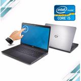 Laptop Dell / Intel Core I5/ 8gb / 1tb/ Touch / Nueva