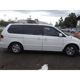 Honda Odyssey Vans