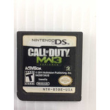 Call Of Duty Mw3 Nintendo Ds