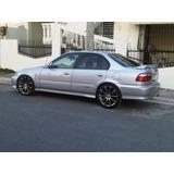 Honda Civic Inicial 115mil El Resto En Cuotas 829-633-0280