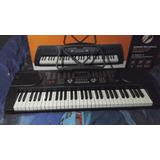 Piano Elect Con Microfono