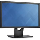Monitor Dell 19 18.5 E1916h, Lcd/led 720p 5m