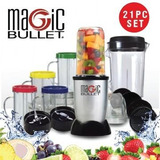 Magic Bullet Blender Licuadora Batidora Tlvb