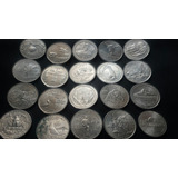 Colecion De Monedas Americana.