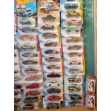 Carritos Coleccionables Hotwheels & Matchbox