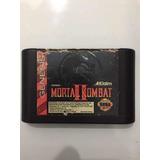 Mortal Kombat 2 Sega Génesis