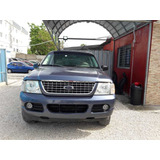 Ford Explorer 2004 Financiamiento  Disponible