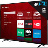 Tv Tcl 55 Pulgada 4k  Nueva En Caja