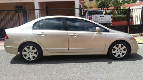 Honda Civic Inicial 140,000 Financiamiento Disponible 829-63