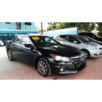 Honda Accord 2011 V6 Full Recien Importado Negociable