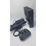 Xbox 360 Slim + Control Especial Y Kinect + 1 Juego A Elegir