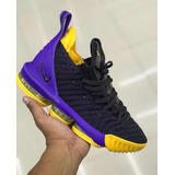 Tenis Nike King Lebron James Ultímate [2k19]