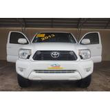 Toyota Tacoma 2013 Prerunner Blanco