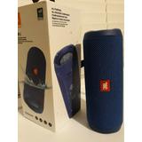 Bocina Original Jbl Flip 4 Aprueba De Agua Wireless Bluetoot