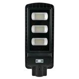 Lámpara Led Con Panel Solar De 90w