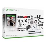 Consola Xbox One S 1tb Hdr 4k Combo Nba 2k19