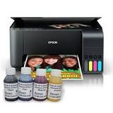 Impresora Epson L3110 Multifuncional Sitema De Tinta