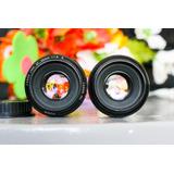 Lente Canon 50mm 1,8f