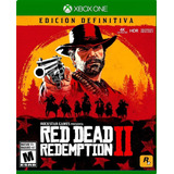 Juego Digital Dead Redemption 2 Para Xbox One