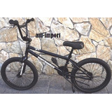 Bicicleta Bmx Hawker Black Rotor Aro 20