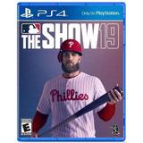 Mlb The Show 19 Ps4 Nuevo Cd Playstation 4