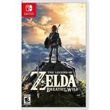 Vendo O Cambio: Legend Of Zelda: Breath Of The Wild