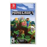 Minecraft Juego Para Nintendo Switch