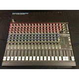 Consola Mixer Mackie 16 Canales
