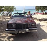 Buick Riviera Convertble Ano 1982 Uso Diario Absolutamente O