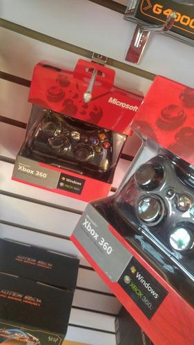 Al Por Mayor Control Xbox 360 Y Pc