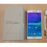 Samsung Galaxy Note 4 4g Lte Claro Y Orange Garantia Factur