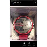 Reloj Diesel Mr.daddy Rojo