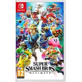 Super Smash Bros Ultimate Para Nintendo Switch