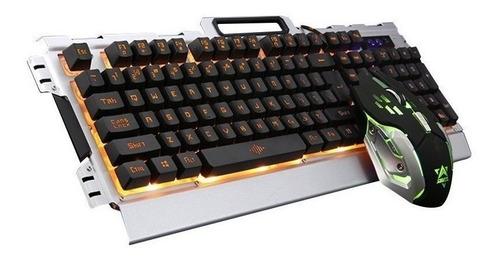 Combo Teclado Y Mouse Gamer