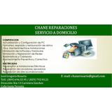 Reparacion De Computadoras A Domicilio En Santo Domingo
