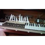 Piano Privia, Celviano Teclas Caídas Resuelto Reparó