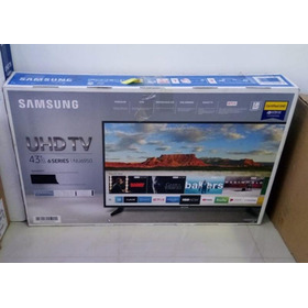 Smart Tv Samsung 43'' 4k 2018