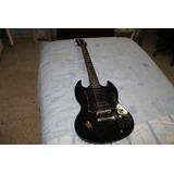 Guitarra Eléctrica Epiphone G-310 Con Amplificador Line6 15w