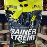 Gainer Xtreme 12 Lbs $2800 Para Aumeto De Masa Muscular