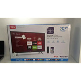 Tcl Roku Smart Tv 32 Pulg