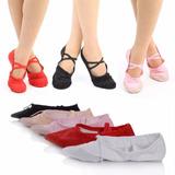 Zapatillas De Danza -ballet  Jazz Accesorios De Ballet