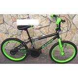 Bicicleta Bmx Runner Verde  Aro 20 2019 Zona Colonial