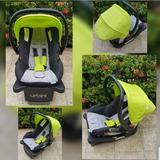 Cargador De Bebé Con Su Base Para Fijar En El Vehículo