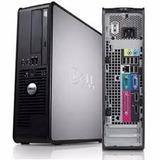 Cpu Dell Otiplex 760 2gb/160gb De Disco