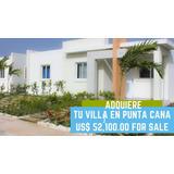 Villas En Punta Cana Al Mejor Precio Del Mercado Alto Retorno De Inversión