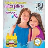 Cirugia Capilar Para Niñas Keratin Kids Original  450 Ml