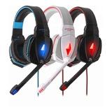 Auriculares Para Juegos Con Cable Usb G4000 Y Micrófono