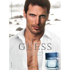 Perfume Guess Seductive Homme Blue 100ml Para Caballeros